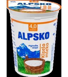 Алпско кисело млеко 4% мм 500 г