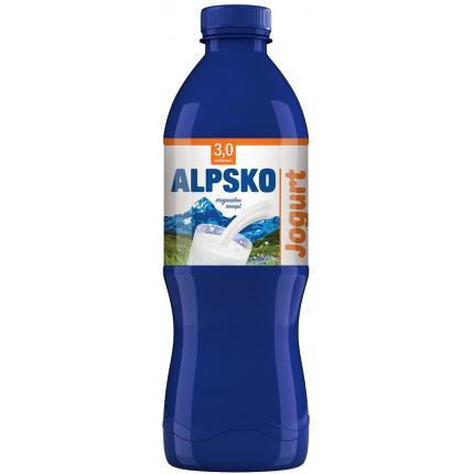 Алпско јогурт 3% мм 1500 г Фамилијарно пакување