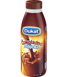 Дукат чоколадно млеко 1 л
