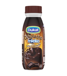 Дукат чоколадно млеко од црно чоколадо 0,5 л