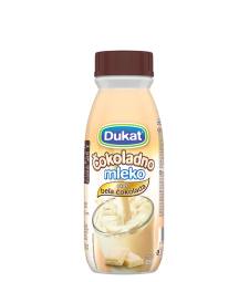 Дукат чоколадно млеко од бело чоколадо 0,5 л