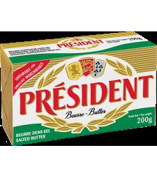 Президент путер солен 200 г