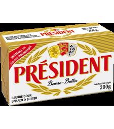 Президент путер несолен 200 г