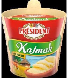 Президент кајмак млад 250 г