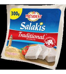 Президент Салакис традиционално кравјо сирење вакуум 300г