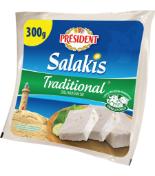 Президент Салакис традиционално мешано сирење вакуум 300 г