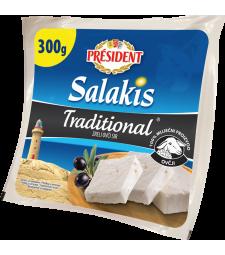 Президент Салакис традиционално овчо сирење вакуум 300 г